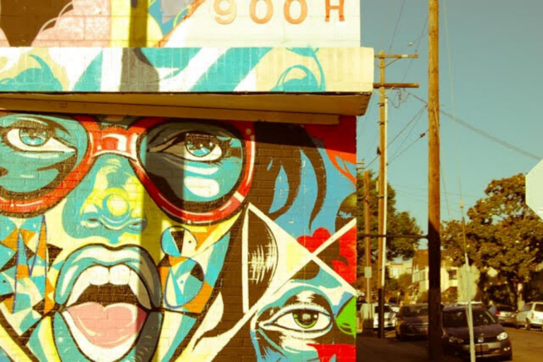 Street Art Los Angeles Molly Bendell Photography